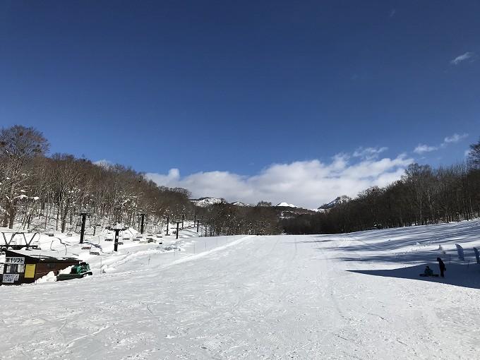 場 スキー 流れ は